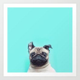 Good Boy Art Print