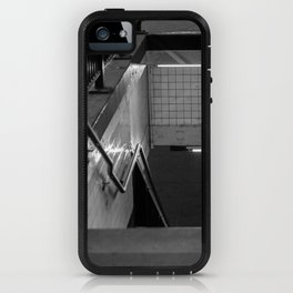 Subway Lines iPhone Case
