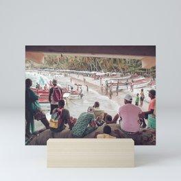 Bahía de Cata - Venezuela Mini Art Print