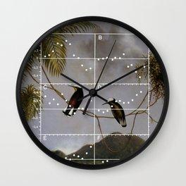 Hymn 17 Wall Clock