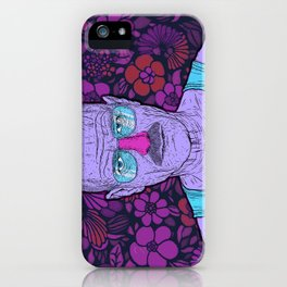Cook (fiolet) iPhone Case