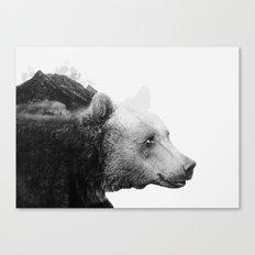 Big Bear #2 Canvas Print