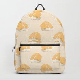 I Just Really Like Snails Gold Backpack