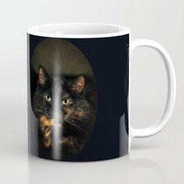 Tortoiseshell Cat Coffee Mug