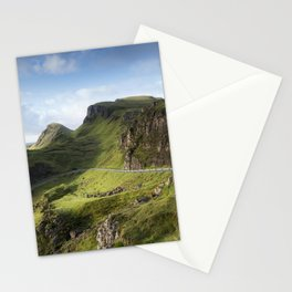 The Road to the Quiraing II Stationery Cards