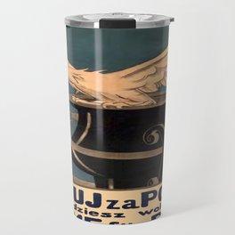 Vintage poster - Poland Travel Mug