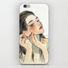 Confession VIII iPhone Skin