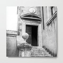 Castel Sant' Angelo | Old door with stairs | Rome | Black & White Photography | Travel Photography | Photo Print | Art Print Metal Print