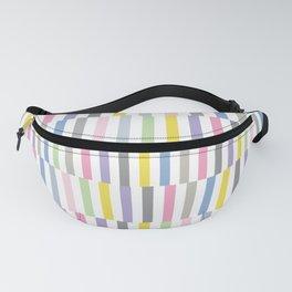 Enlightening stripes Fanny Pack