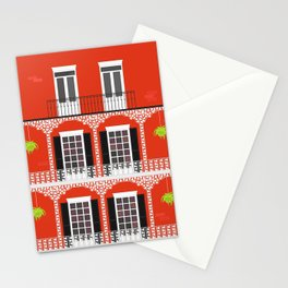 The French Quarter  New Orleans Stationery Cards