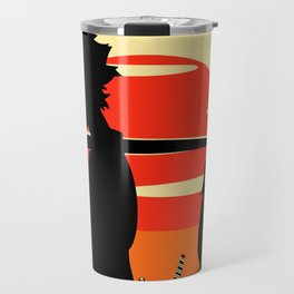 Sharp Like An Edge Of A Samurai Sword Travel Mug