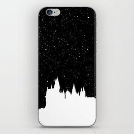 Hogwarts Space iPhone Skin