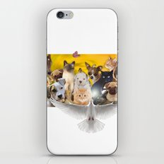Coexisting iPhone & iPod Skin
