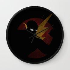 SuperHeroes Shadows : Flash Wall Clock