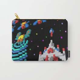 Inside Galaga Carry-All Pouch
