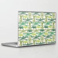 insects Laptop & iPad Skins featuring Insects by nkpappas