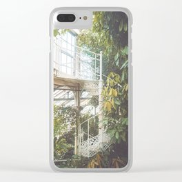 Greenhouse 2 Clear iPhone Case