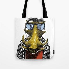 Warthog Dude Tote Bag