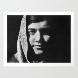 3: Rhinoceros Women Series Art Print