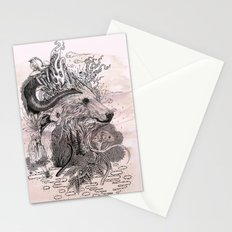 Forest Warden Stationery Cards