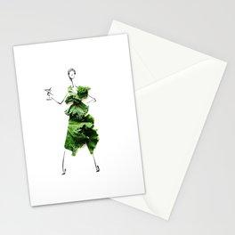 Edible Ensembles: Kale Stationery Cards