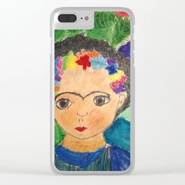 Fridita Clear iPhone Case