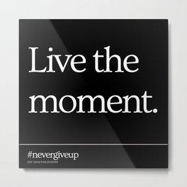 19   Simple Short Quotes   200818   Short Inspiring Motivational Inspirational Quotes Metal Print