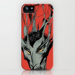 I am NOT Groot  iPhone Case