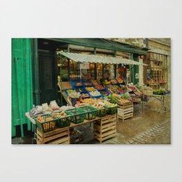 Fruit and Veg Canvas Print