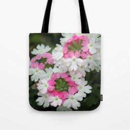 Twisted Pink Tote Bag