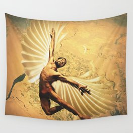 Icarus Wall Tapestry