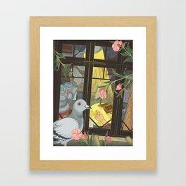 The Song of Everlasting Sorrow #6 Framed Art Print