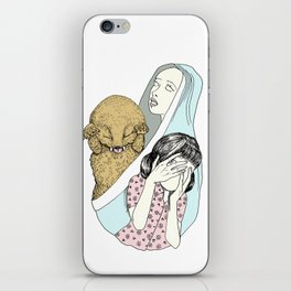 Evil Spirit iPhone Skin