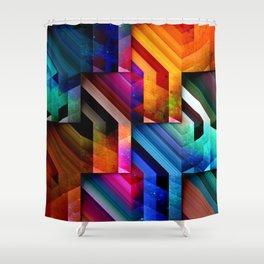 granit Shower Curtain