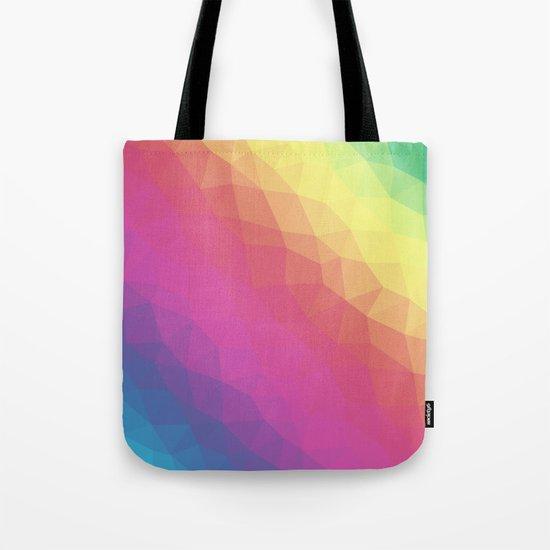 Spectrum Tris Tote Bag
