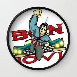 Rockarture ICON|Bonjovi Wall Clock