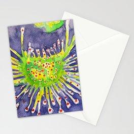 drosera gigantea Stationery Cards