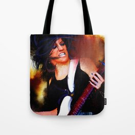 Korey Rocks Tote Bag