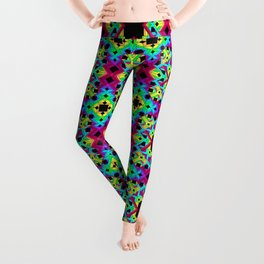 Geometric Colors 2 Leggings