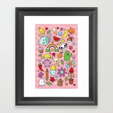 Everything is going to be OK #2 Framed Art Print