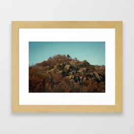 BREAKNECK RIDGE Framed Art Print