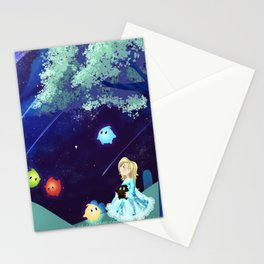 Worlds Away Stationery Cards