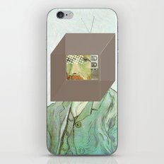 Vincent in a Box 1 iPhone & iPod Skin
