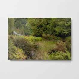 VanDusen Bliss Metal Print