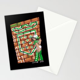 Star Team Graffiti (for her) Stationery Cards