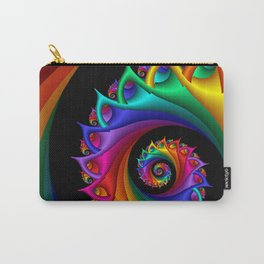 life is colorful -2- Carry-All Pouch