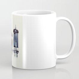 Vintage Amplifier Tubes Coffee Mug