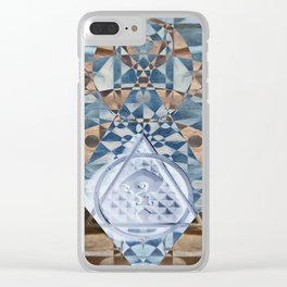 question.everything Clear iPhone Case