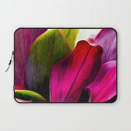 Ti Leaf Bouquet Laptop Sleeve