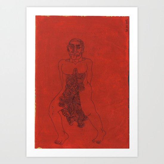 2005 02 08 Art Print
